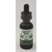 CBD Oil Tincture 30ml Natural 50mg/ml